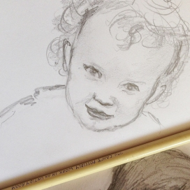 Mylo First Sketch